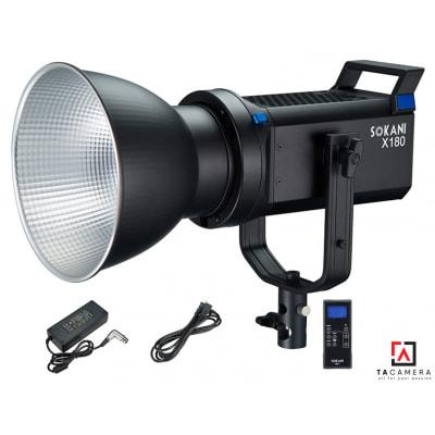 Đèn LED Sáng Liên Tục Sokani X180 - 180w Ánh Sáng Trắng