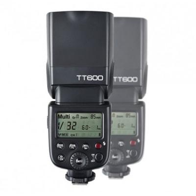 Đèn Flash Godox TT600 Cho Canon - Nikon - Sony - Pentax Tặng Kèm Omi