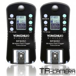 Trigger YongNuo RF-605 II For Canon/Nikon
