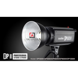 Đèn flash studio Godox DP600II