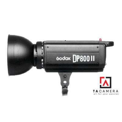 Đèn flash studio Godox DP800II
