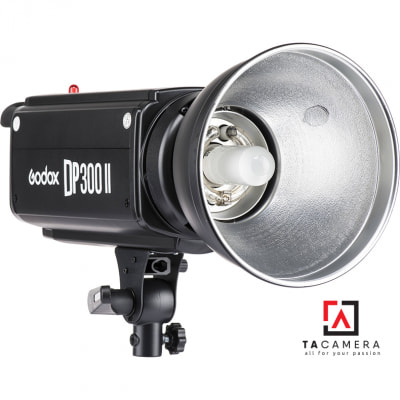Đèn Flash studio Godox DP300II