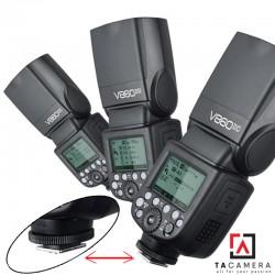 Chân Đế Đèn Flash Godox V860ii TT685 TT350 Canon/Nikon/Sony