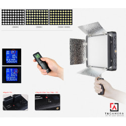 Đèn LED Godox 500LRC Bi-Color