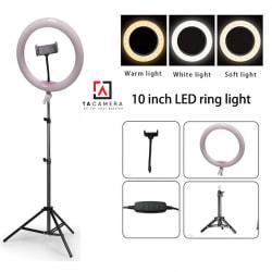 Đèn LED Ring Light 26cm - Tặng Kèm Chân Đèn