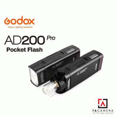 Đèn Ngoại Cảnh Godox AD200 Pro