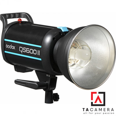 Đèn Flash Studio Godox QS600II
