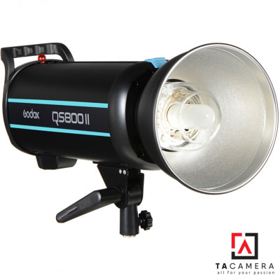 Đèn Flash Studio Godox QS800II