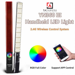 Yongnuo YN360 III LED - Light Wand - Đèn LED 360 màu