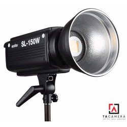Đèn LED Godox SL150 - Đèn Ánh Sáng Liên Tục - BH 12T