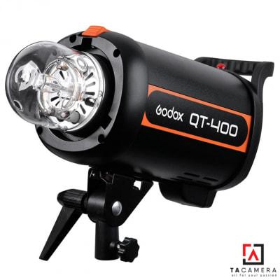 Đèn Flash Studio Godox QT400