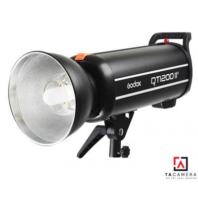 Đèn Flash Studio Godox QT1200ii 1/8000s