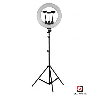 Đèn LED Ring Light TA450 45cm - Tặng Kèm Chân Đèn