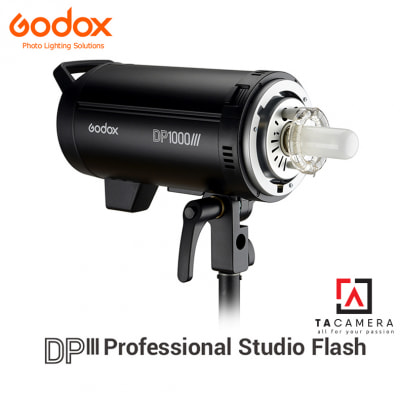 Đèn Flash Studio Godox DP1000iii 1000w Series 2