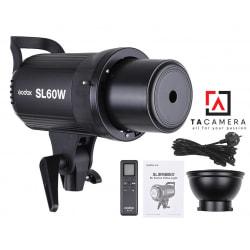 Đèn Continuous Light GODOX SL60 - Đèn Ánh Sáng Liên Tục