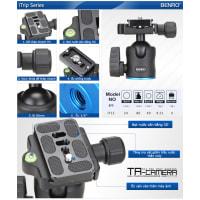 Chân máy ảnh Tripod & Monopod 2in1 Benro iTrip IT15