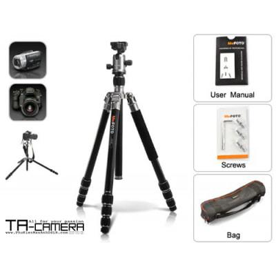 Chân máy ảnh - Tripod & Monopod 2in1 MeFoto A1350Q1