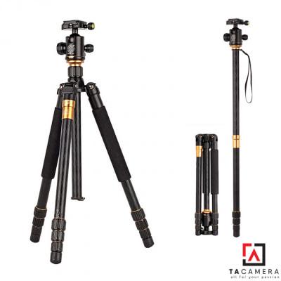 Chân máy ảnh -  Tripod & Monopod 2in1 Beike Q999