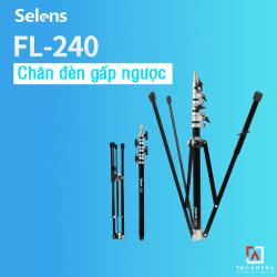 Chân Đèn Gấp Ngược Selens FL-240