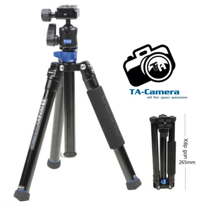 Chân máy ảnh - Tripod & Monopod 2in1 Benro IS05