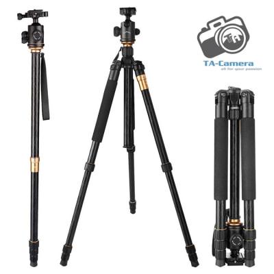 Chân máy ảnh - Tripod & Monopod 2in1 Beike Q999s
