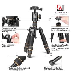 Chân máy ảnh - Tripod Q166A Mini