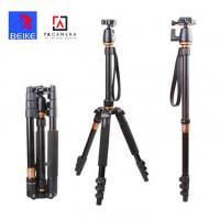 Chân máy ảnh -  Tripod & Monopod 2in1 Beike Q555