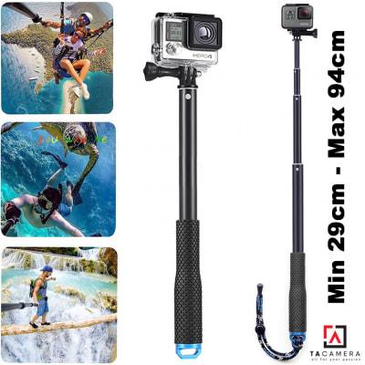 Gậy Camera Hành Trình SJCAM, GoPro… 94cm