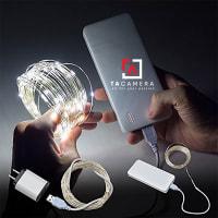 LED Fairy Lights - Đèn Đom Đóm - Size 10m 100 Bóng - Nguồn USB
