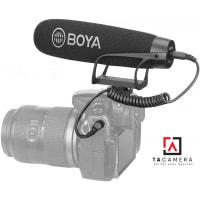 Micro Thu Âm Boya BY 2021 dùng cho điện thoại và DSLR camera (Chính hãng)