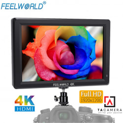 Màn Hình Feelworld T756 7inches 4K - BH12T