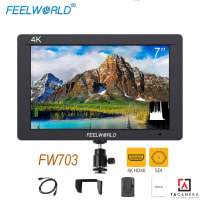 Màn Hình Feelworld FW703 7inches 4K - BH12T