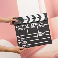 Bảng clapper board - Phụ kiện chụp ảnh quay phim