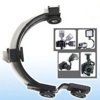 Đế giữ đèn Flash C-shaped bracket