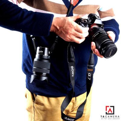 Lens HOLDER - Đế Gắn 2 Lens Thao Tác Nhanh for Nikon