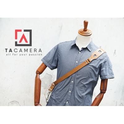 Dây Đeo Máy Ảnh Thao Tác Nhanh - Quick Strap Da Bò Handmade TA5014