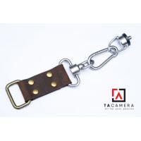 Bộ Tai Gắn Máy Ảnh Da Bò + Ốc 1/4 Inox TA5061
